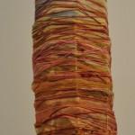 Column- caramel (detail)