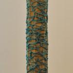 Column- mustard & blue