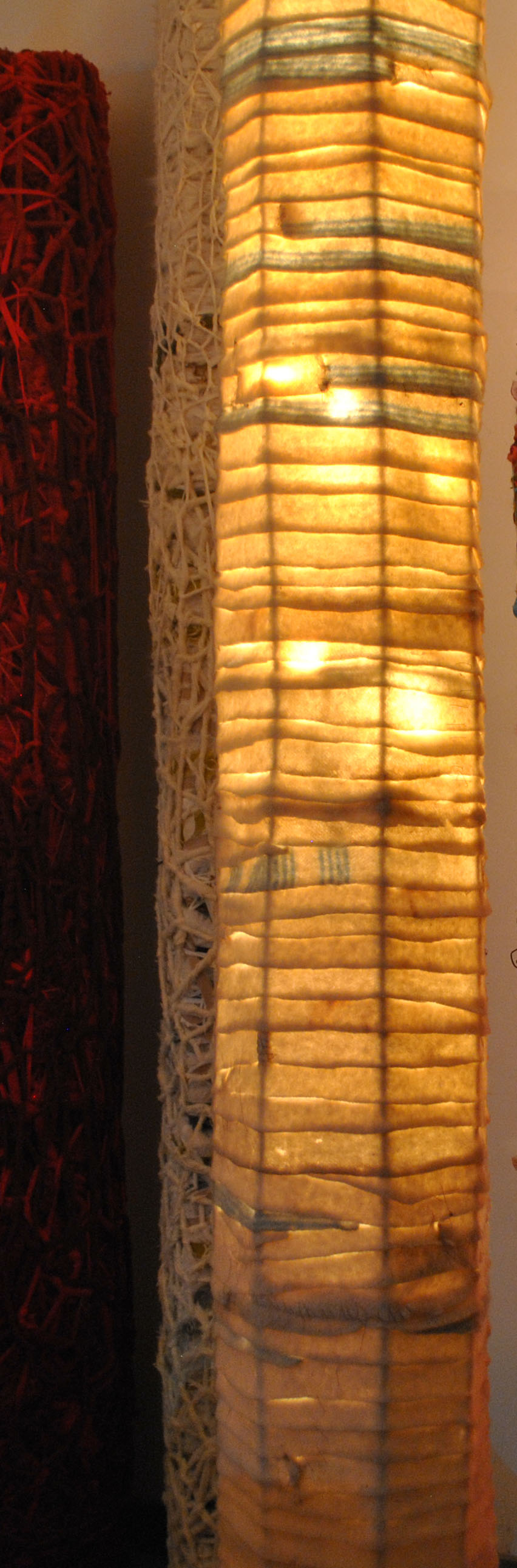 Blanket Light Column