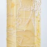 Honey Light Column (detail)