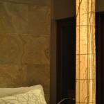 Ivory Net Column alight