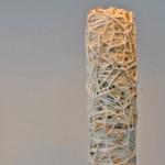 Ivory Light Column