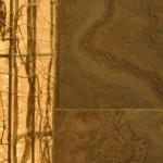 Ivory Net Column (detail)