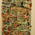 Green Ribbon Light Column (3-detail)
