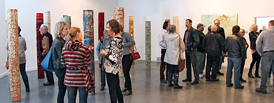 Roots Entwined : art opening Durham Art Gallery