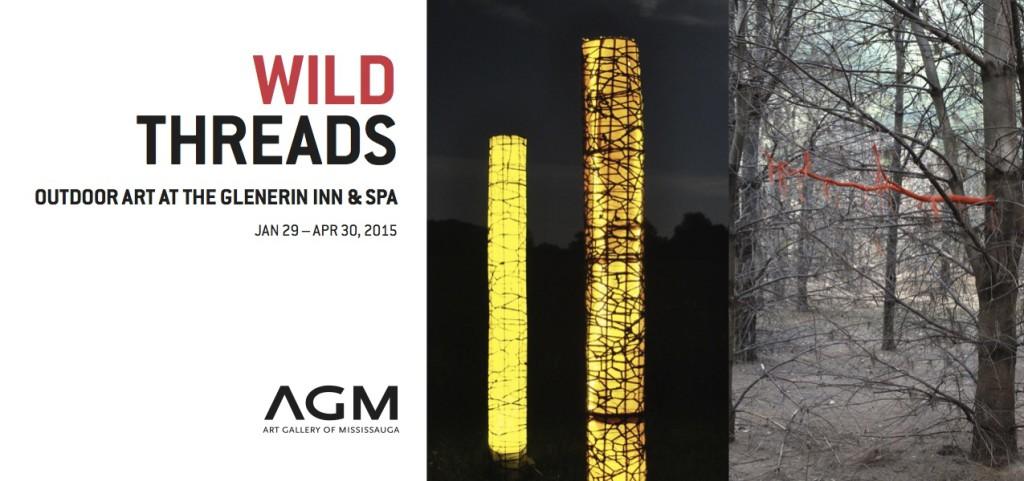 Wild Threads Invitation