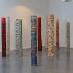 Forest of Columns (Durham Art Gallery